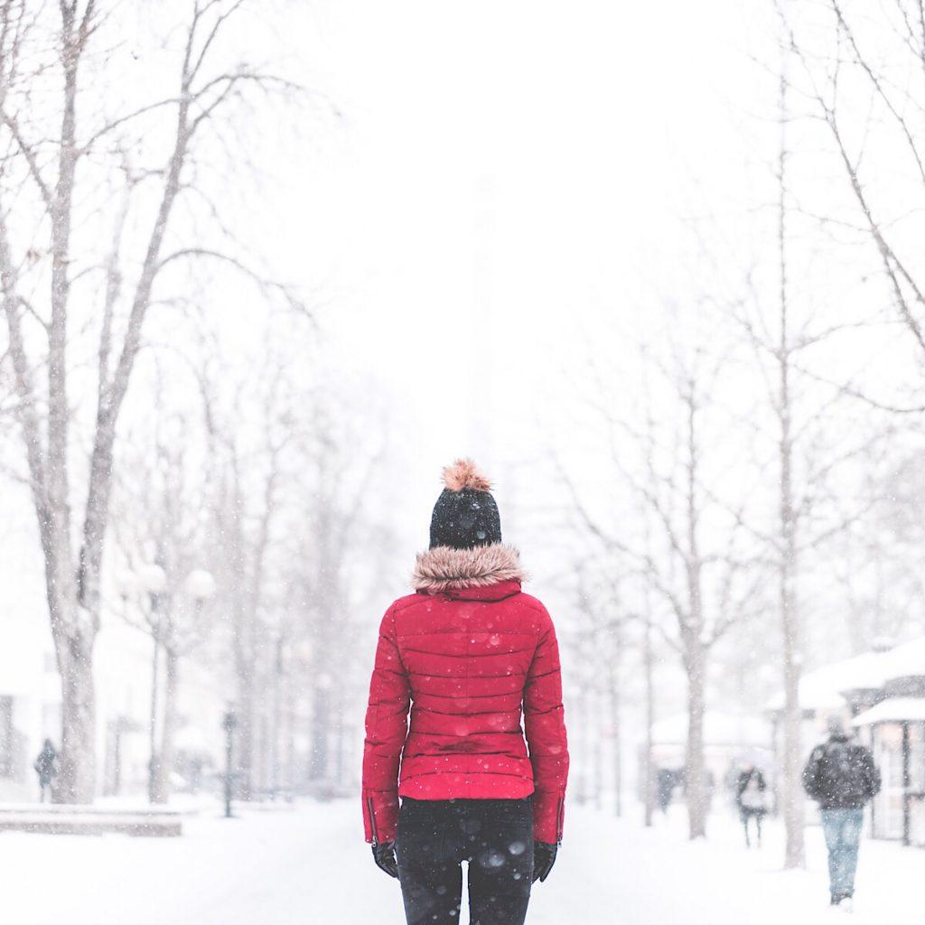 10 Tipps bei Glatteis und Schnee